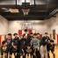농구대회 우승, 원촌나이츠, 생일파티